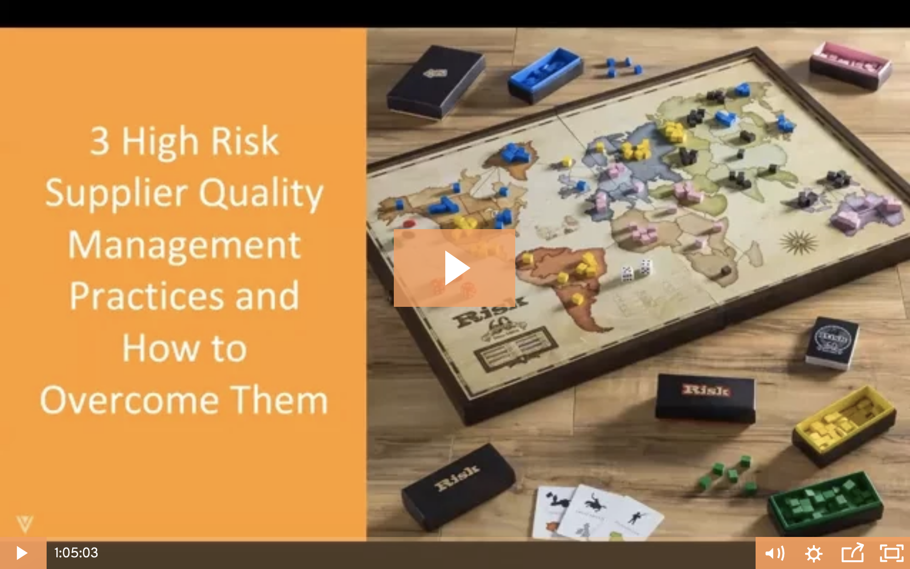 3 High Risks Webinar Preview
