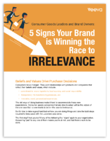 Five Signs You're Winning the Race to Irrelevance