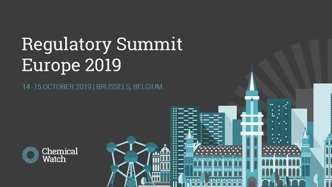 Chemical Watch Regulatory Summit Europe