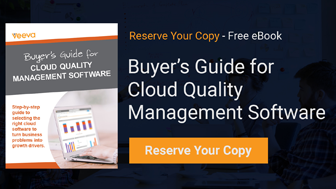 Buyer's Guide for Cloud Quality Management Software
