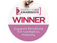 Cosmetic 360 Awards 2018