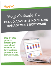 Buyer's Guide for Cloud Advertising Claims Management Software