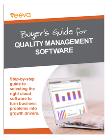 Buyer's Guide for Quality Management Software