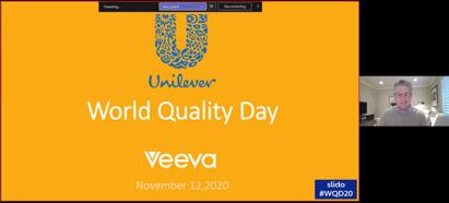 Ed at Unilever