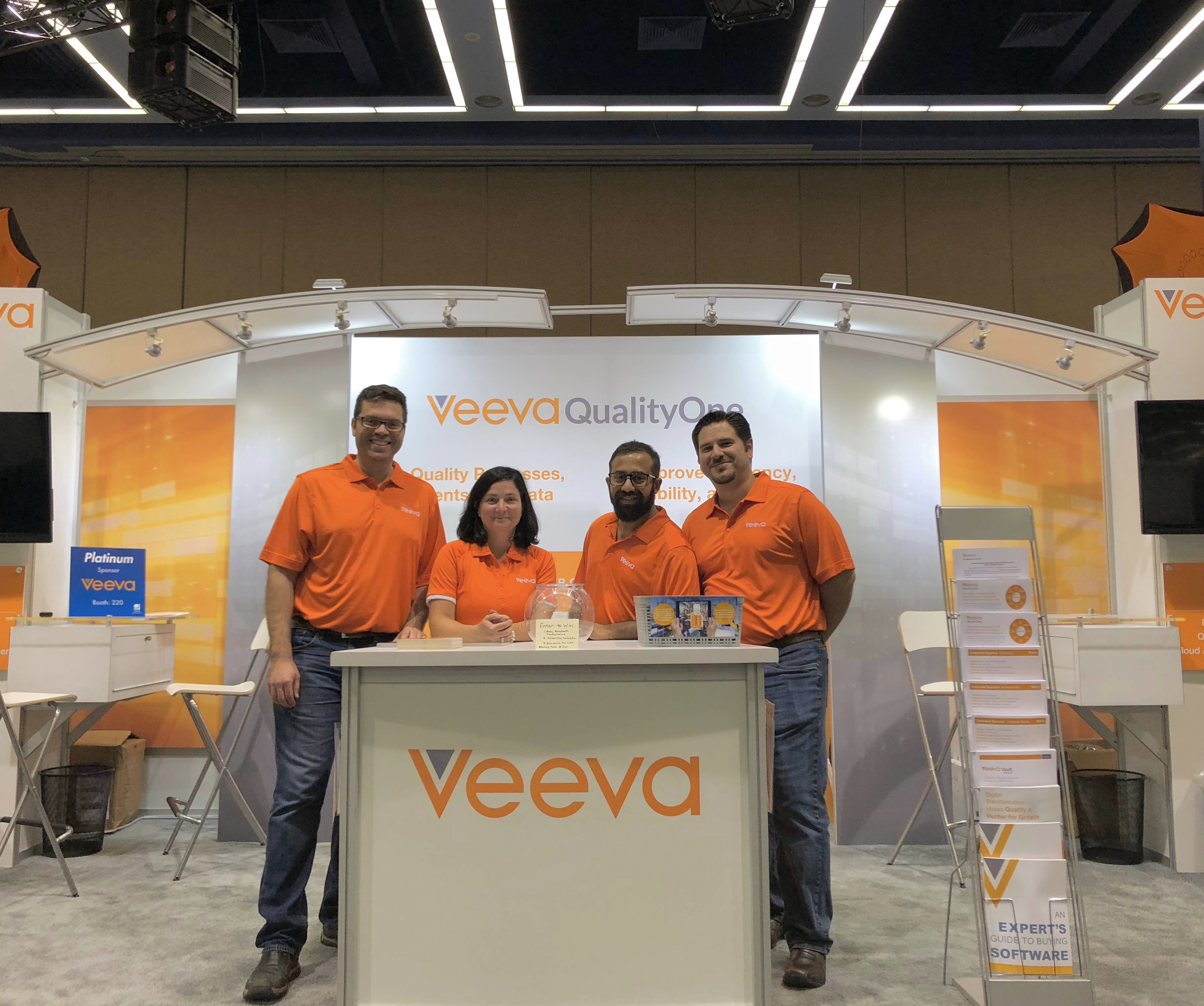 Veeva Booth