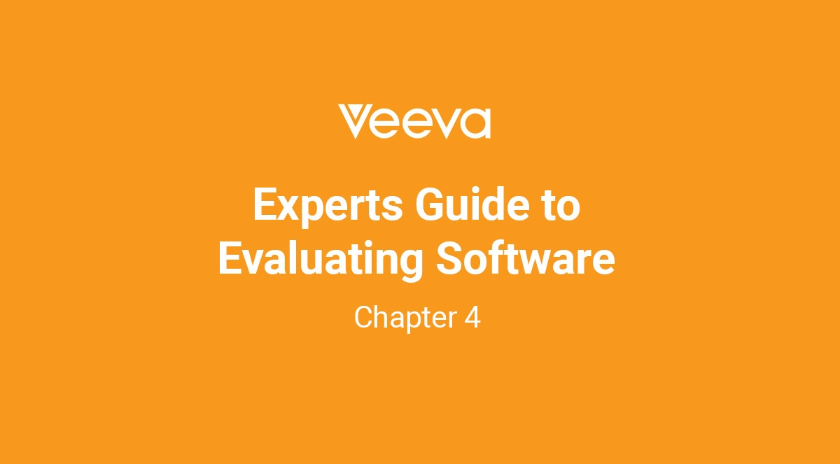 Expert's Guide to Evaluating Software: Chapter 4