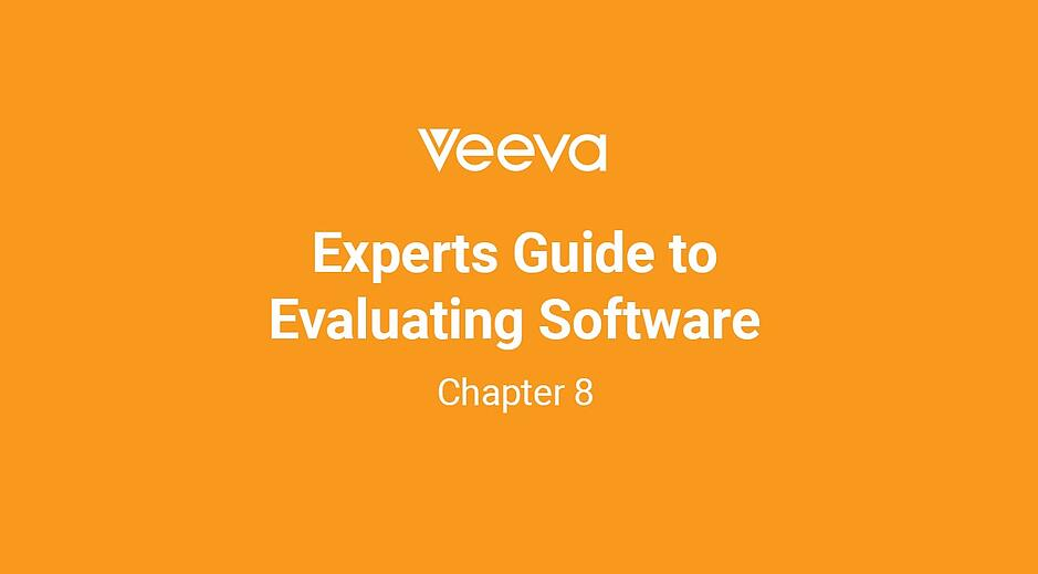 Expert's Guide to Evaluating Software: Chapter 8