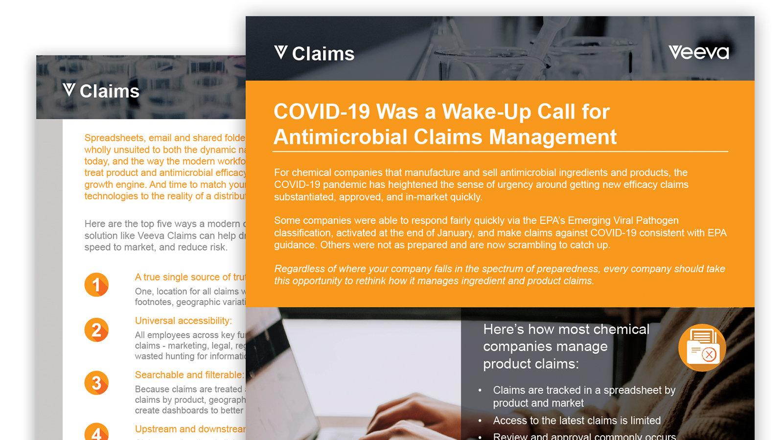 COVID-19 Brochure