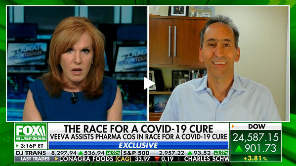 Peter Gassner on Fox Business