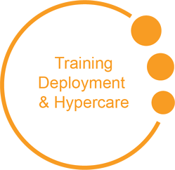 Training Deployment and Hypercare