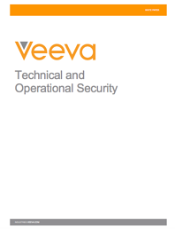 QualityOne Technical and Operational Security White Paper