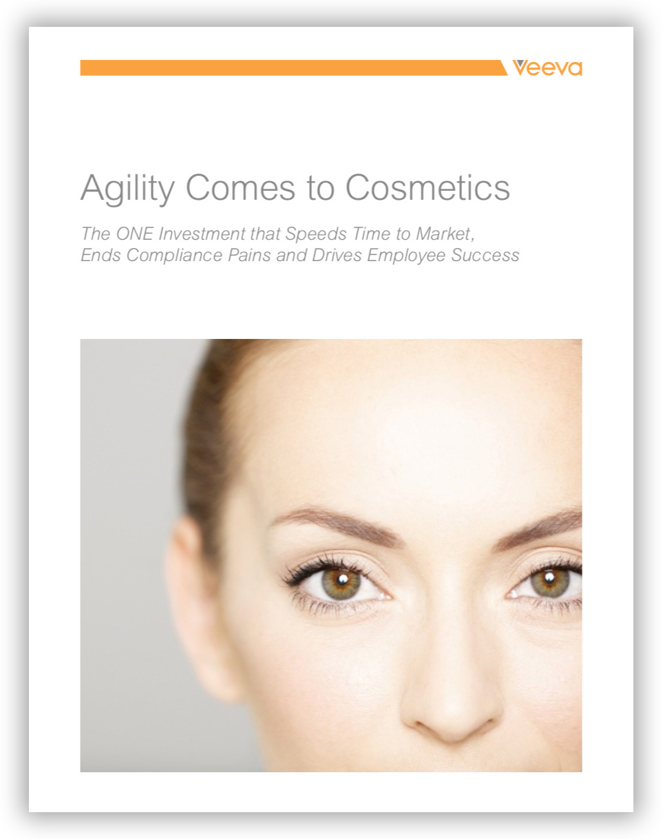 Agility Comes to Cosmetics