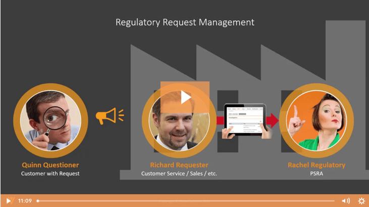 Veeva Regulatory Request Management Demo