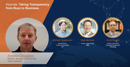 Achieving Transparency Goals Require a Strong Technology Foundation