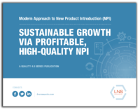 Modern Approach to New Product Introduction (NPI)