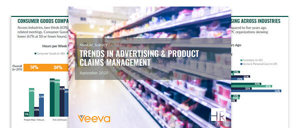 2020 Trends in Advertising Claims Management Report