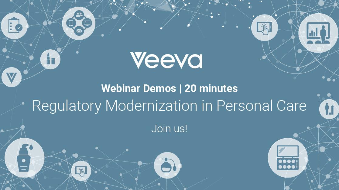 Regulatory Modernization Webinar Series