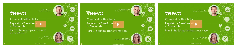 Veeva Chemical Coffee Talks