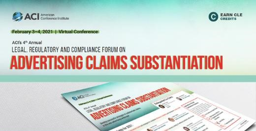 ACI Advertising Claims Substantiation Forum