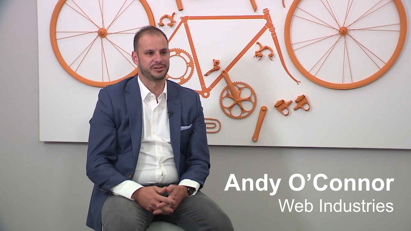 Andy O'Conner - Web Industries
