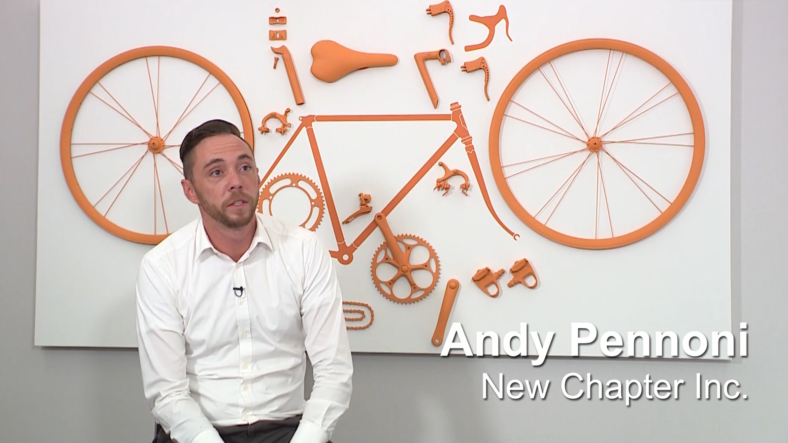 Andy Pennoni - New Chapter Inc.