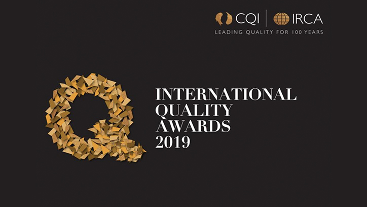 CQI International Quality Awards