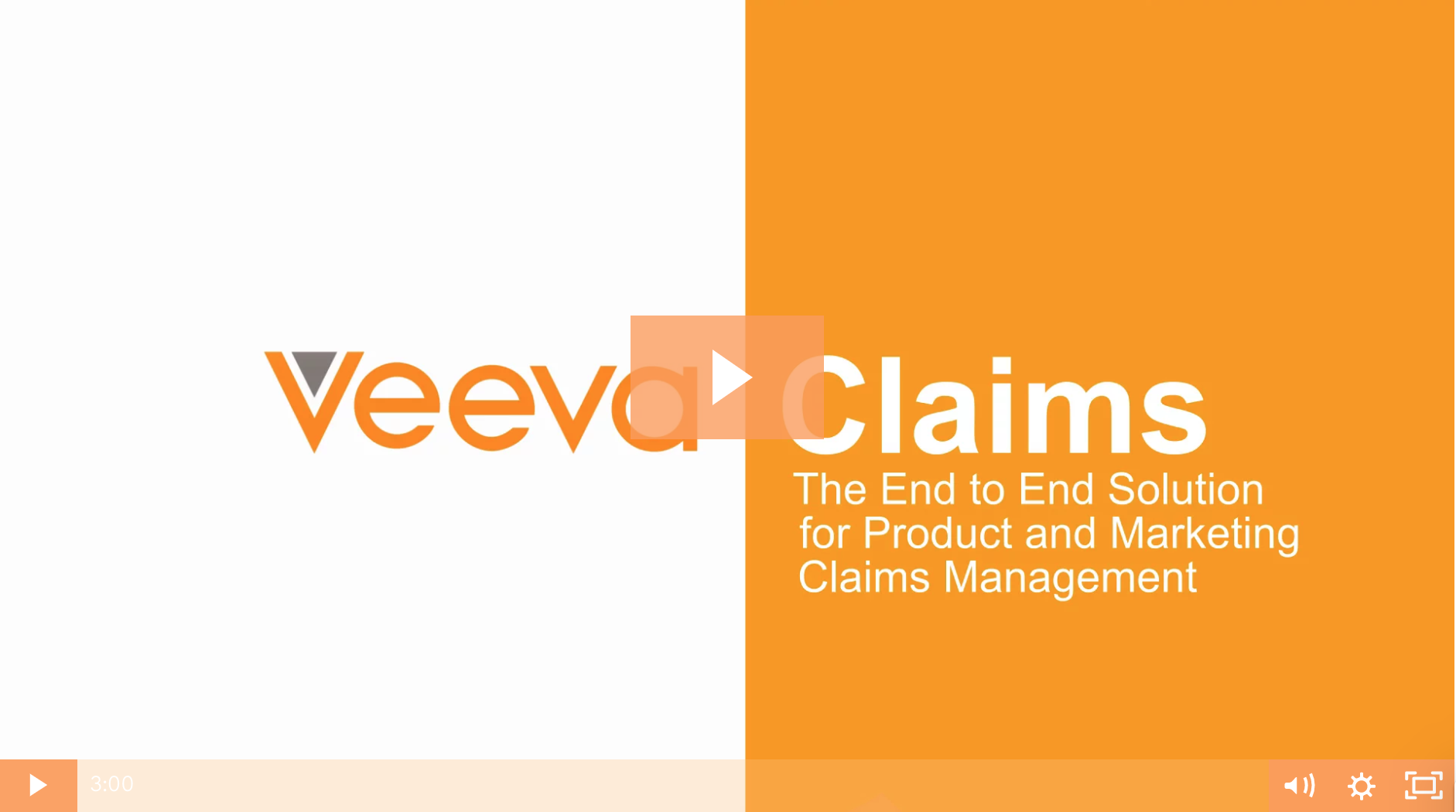 Claims - the end to end solution