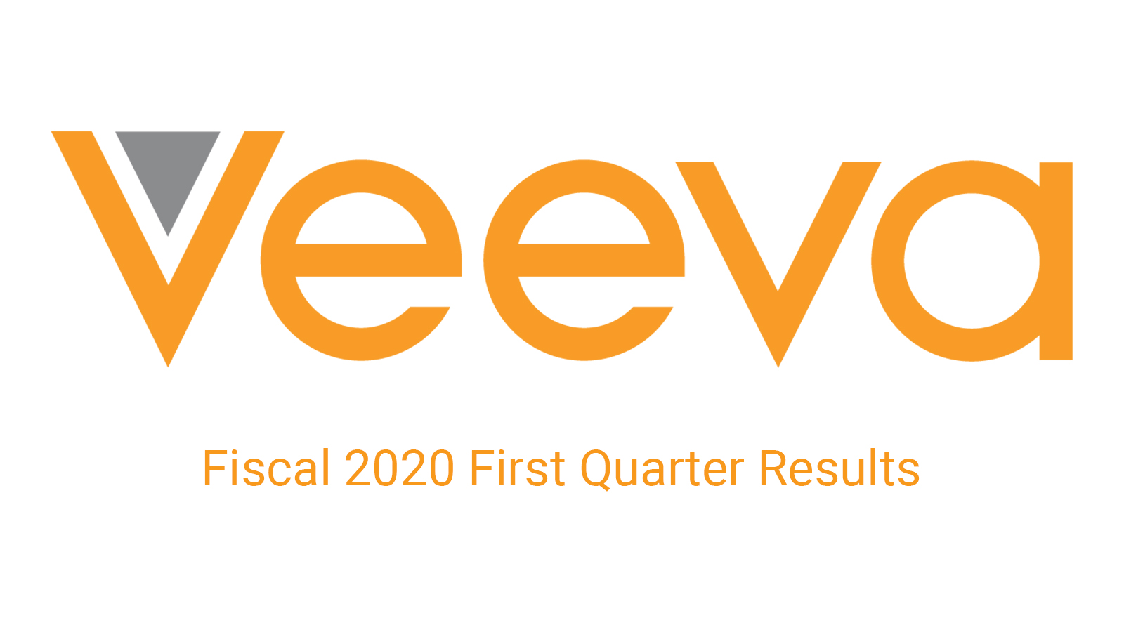 FY20Q1 Results