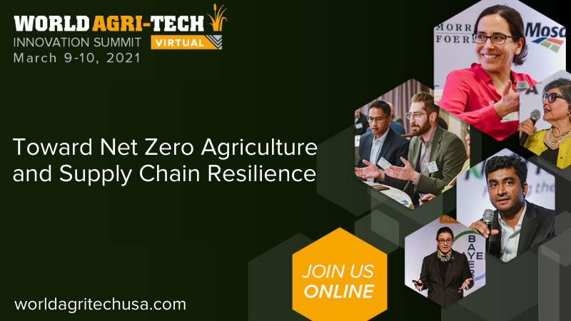 World Agri-Tech Innovation Virtual Conference