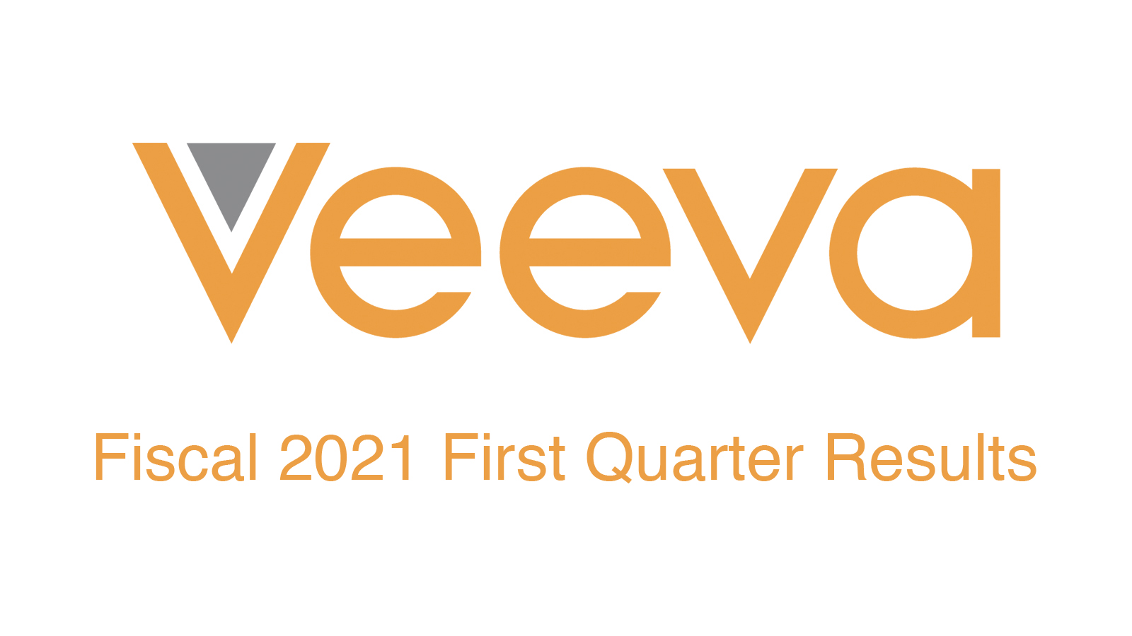 Veeva Announces Fiscal 2021 First Quarter Results