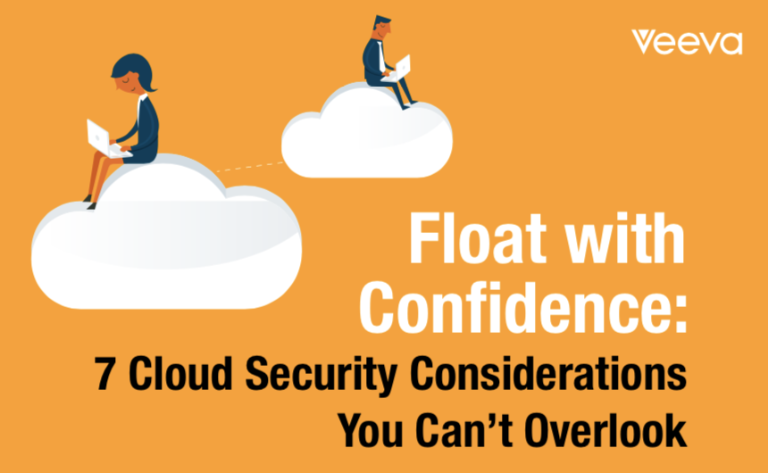 Float with Confidence - 7 Cloud Security Considerations You Can't Overlook