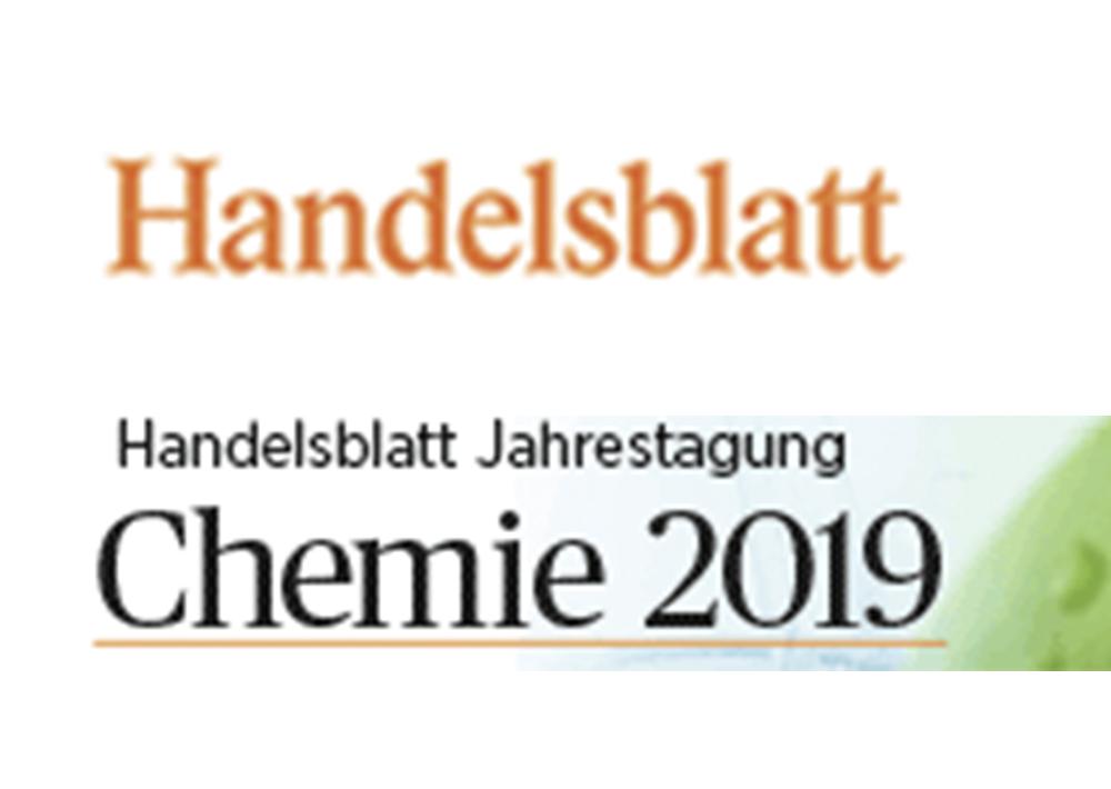 Handelsblatt Jahrestagung Chemie