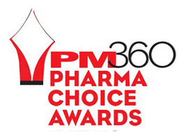 PM360 Pharma Choice Awards