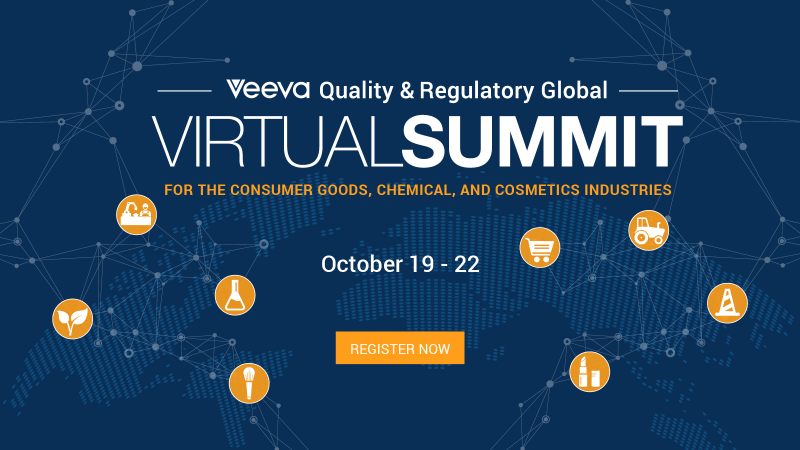 BASF, Colgate-Palmolive, Estée Lauder, and Unilever Among Keynote Speakers at 2020 Veeva Quality & Regulatory Global Summit