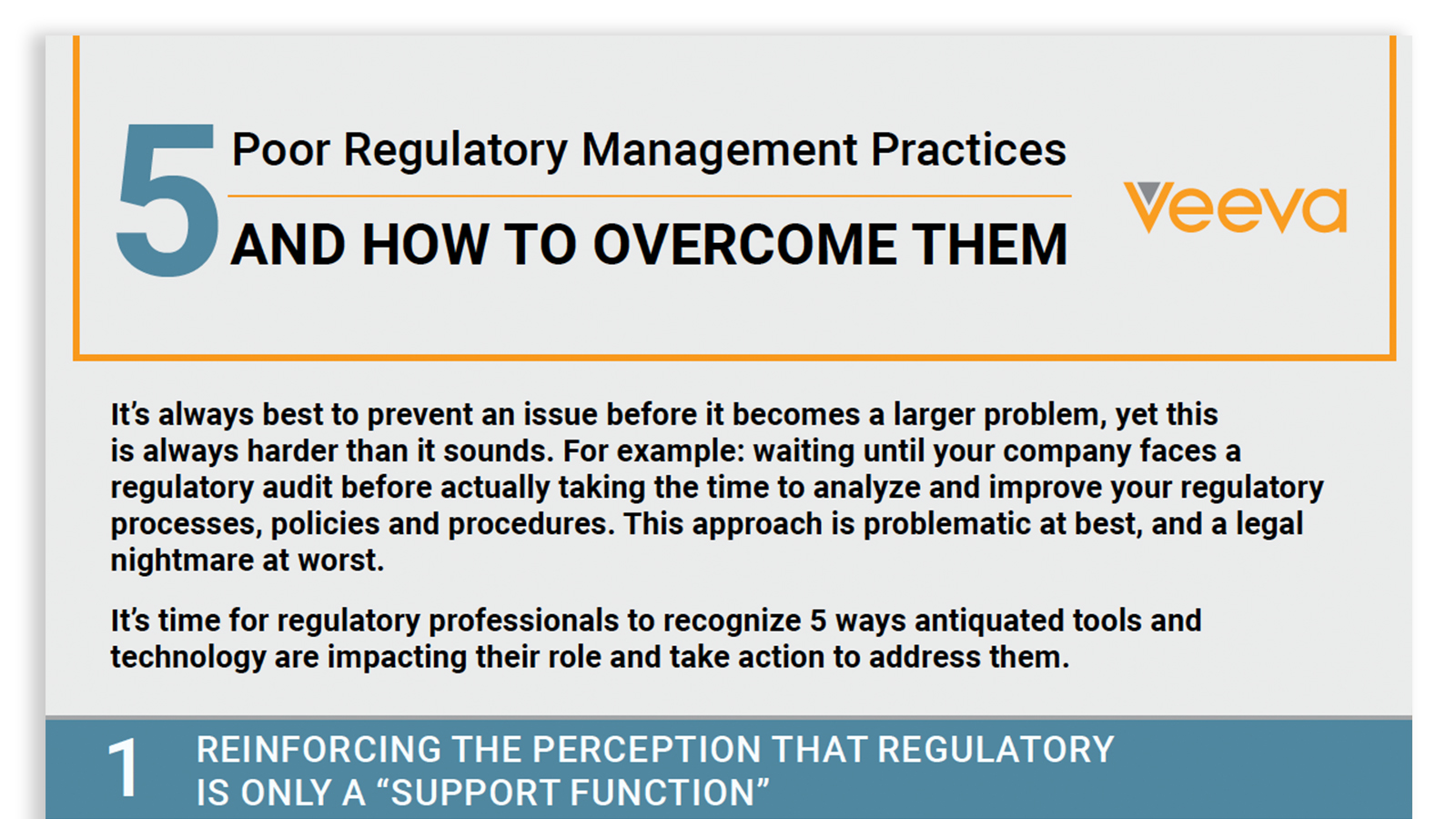 Regulatory Round Up