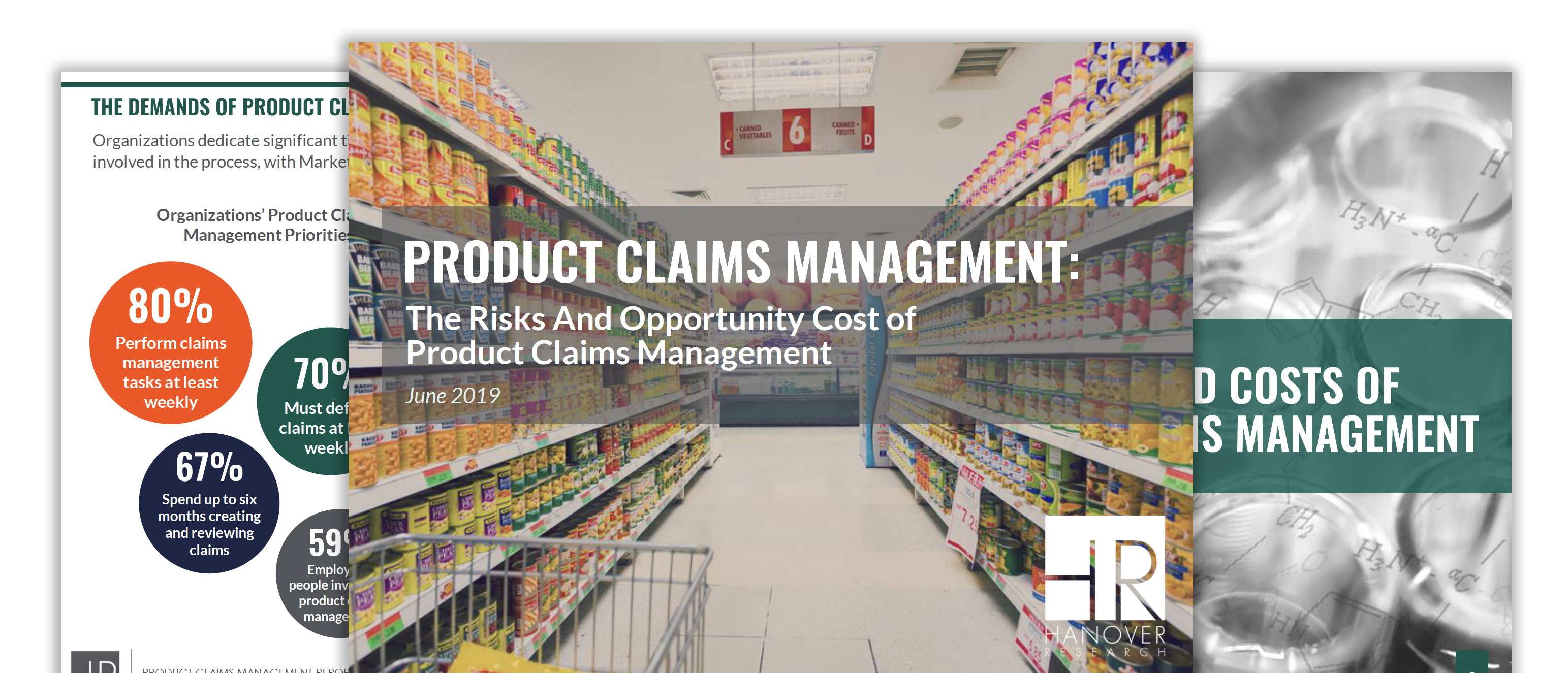Product Claims Management Report teaser