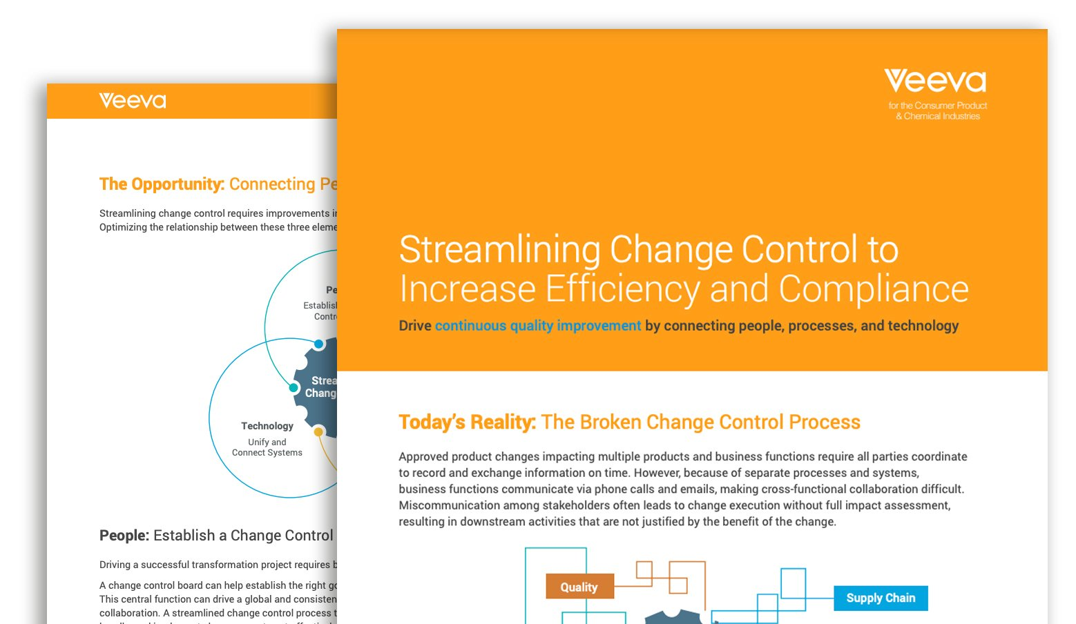 Streamlining Change Control to Increase Efficiency and Compliance