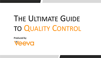 The Ultimate Guide to Quality Control