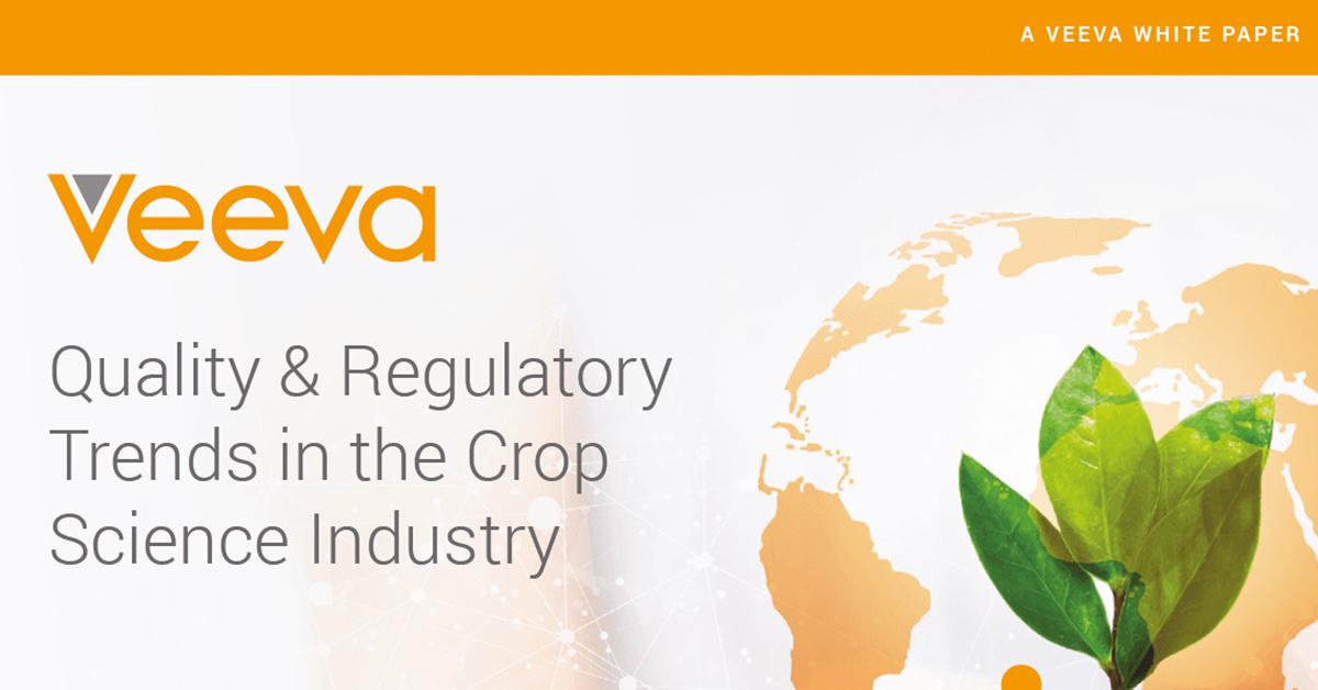 Veeva Crop Science Whitepaper