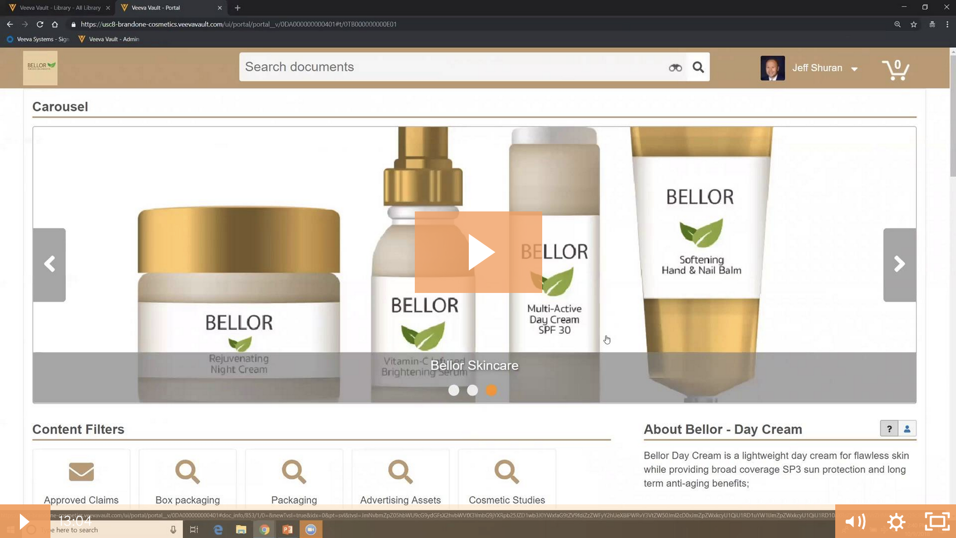 Veeva Solutions for the Cosmetics Industry