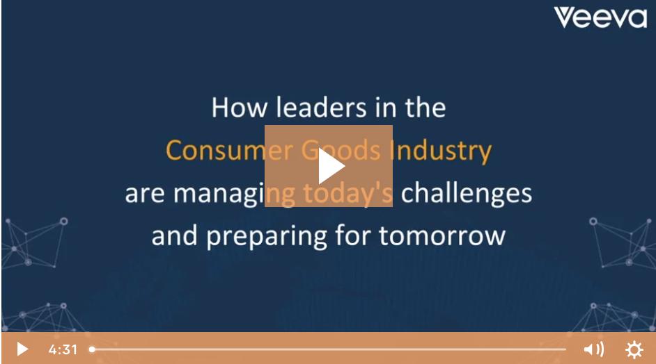 Veeva Summit highlights - insights from the consumer