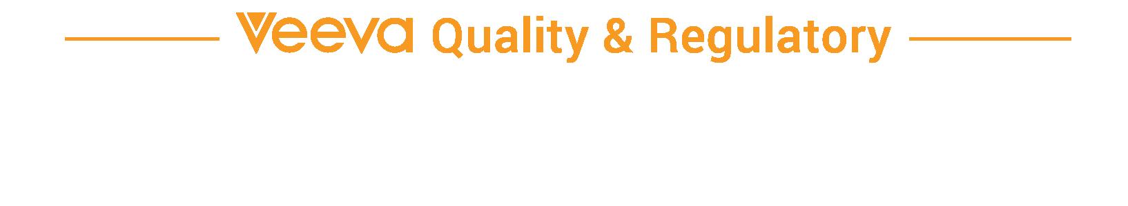 Veeva White logo