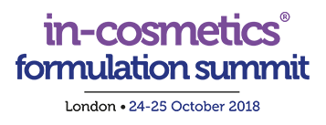 in-cosmetics formulation summit_London_logo