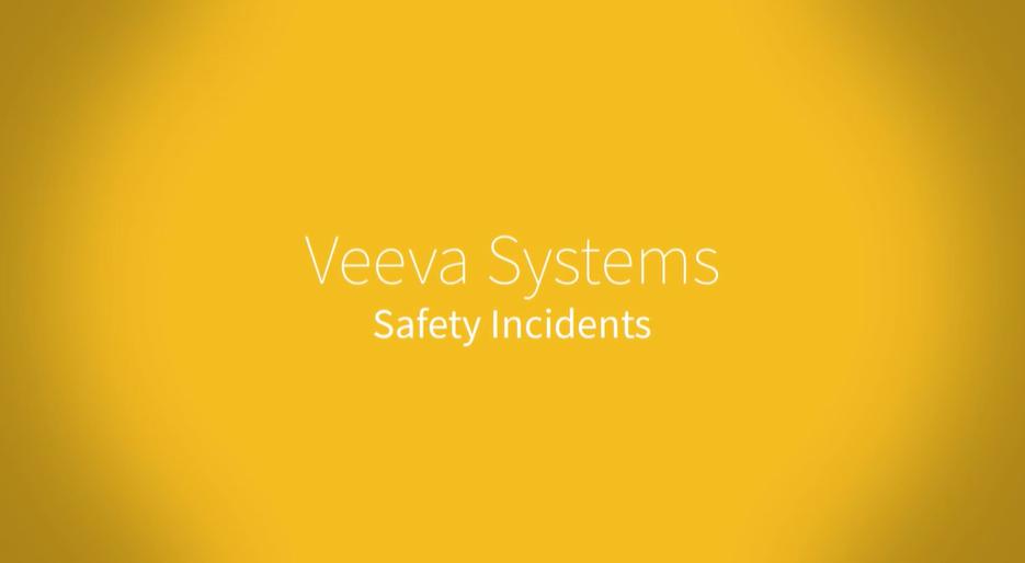 Veeva QualityOne Demo - Incident Management