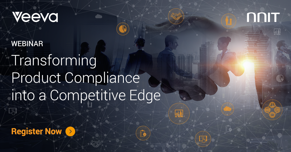 Transforming Product Compliance into a Competitive Edge