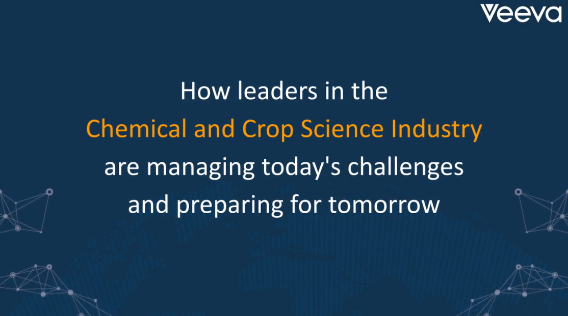 Globalization, Transparency, Sustainability - Insights from Chemical and Crop Science Leaders 2020